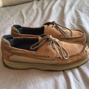 Boys Sperry Top Sider shoes size 7